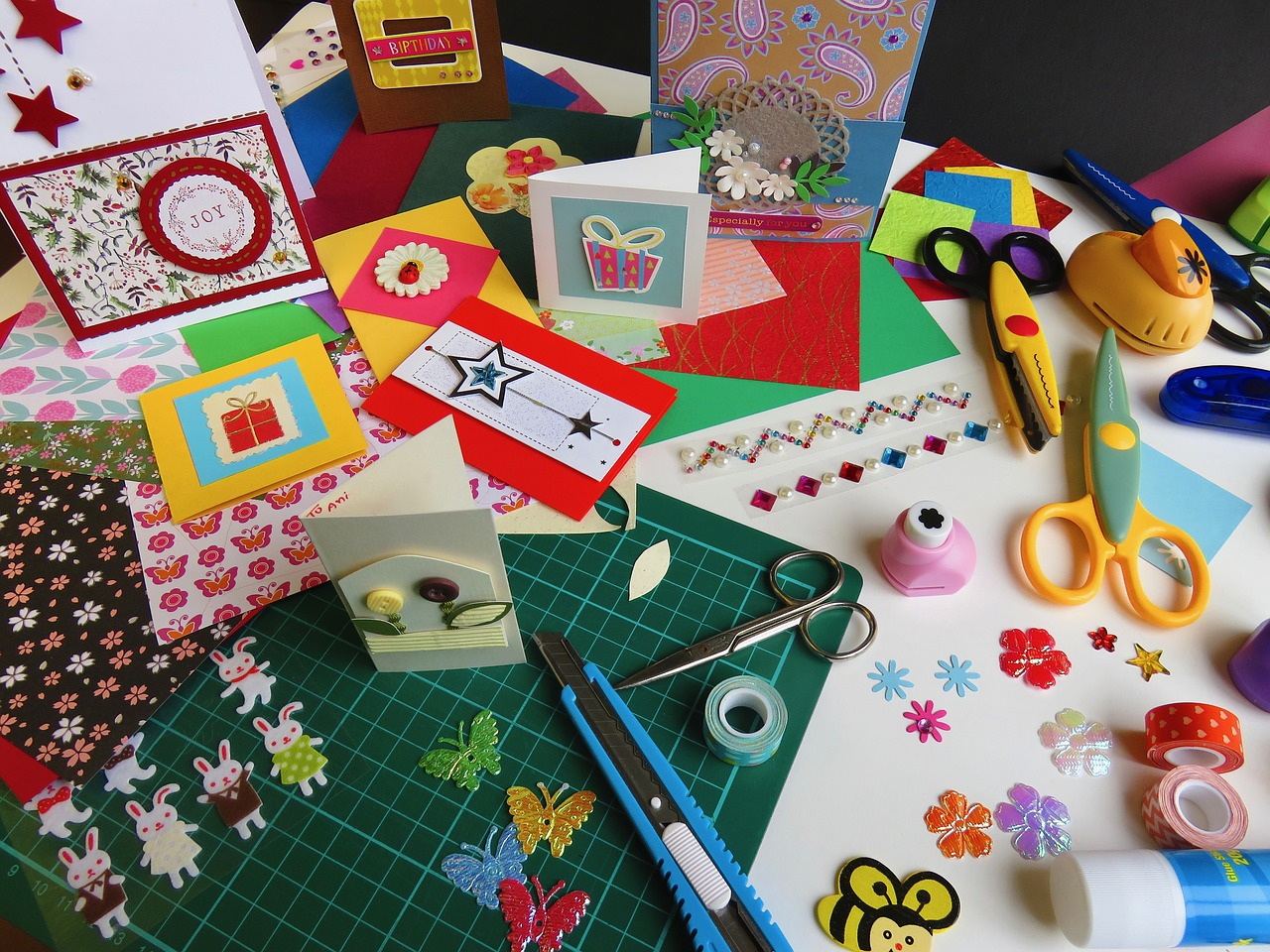 7 Good Reasons to Start Doing Crafts